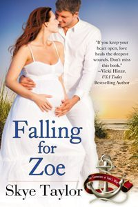 Featured Book: Falling for Zoe by Skye Taylor