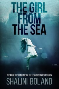 Featured Book: The Girl from the Sea by Shalini Boland