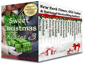 Featured Book: Sweet Christmas Kisses 3: A Bundle of 17 Wholesome Holiday Romances by Victoria Pinder