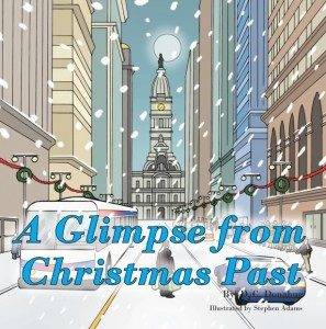 Featured Book: A Glimpse from Christmas Past by Daniel Donahue