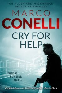 Featured Book: Cry For Help by Marco Conelli
