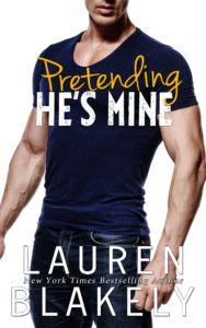 Featured Book: Pretending He's Mine by Lauren Blakely