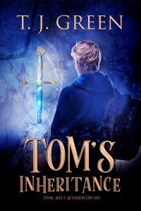 Featured Book:  Tom's Inheritance by TJ Green
