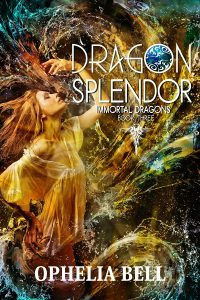 Featured Book: Dragon Splendor by Ophelia Bell