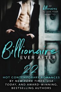 Featured Book: Billionaire Ever After by Victoria Pinder