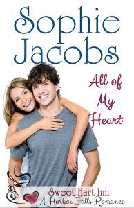 Featured Book:  All of My Heart by Sophie Jacobs