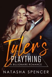 Featured Book: Tyler's Plaything by Natasha Spencer