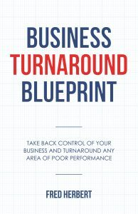 Featured Book: Business Turnaround Blueprint by Fred Herbert