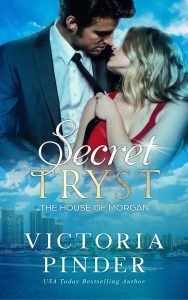 Featured Book: Secret Tryst by Victoria Pinder