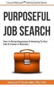 Featured Book: Purposeful Job Search by Deborah Clarke