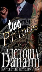 Featured Book: Two Princes by Victoria Danann