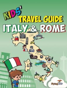 Featured Book: Kids' Travel Guide – Italy & Rome