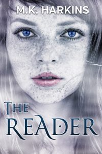 The Reader by MK Harkins
