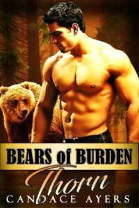 Featured Book: THORN: Bears of Burden, Book 1 by Candace Ayers