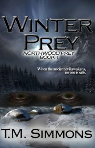 Featured Book: Winter Prey, Northwood Prey Book 1 by T. M. Simmons
