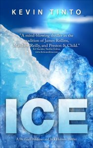 Featured Book: Ice by Kevin Tinto