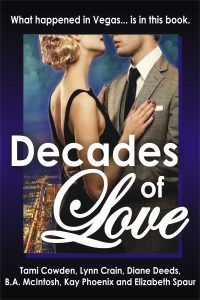 Featured Book: Decades of Love by B A McIntosh