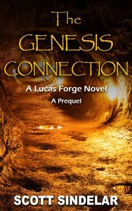 Featured Book: The Genesis Connection – A Lucas Forge Novel by Scott Sindelar