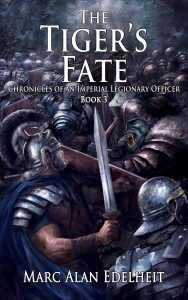 Featured Book: The Tiger's Fate by Marc Edelheit