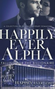 Featured Book: Happily Ever Alpha: Falling for the Billionaire by Victoria Pinder