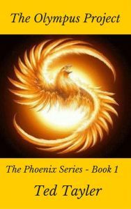 Featured Book: The Olympus Project by Ted Tayler