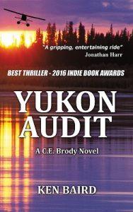 Featured Book: Yukon Audit by Ken Baird