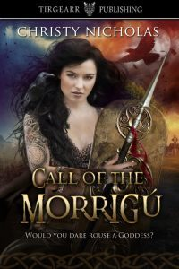 Featured Book: Call of the Morrigú by Christy Nicholas