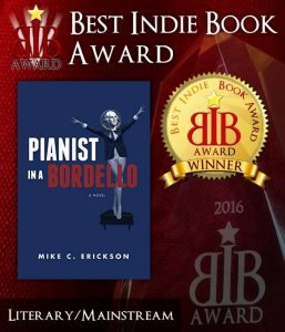 Featured Book: Pianist in a Bordello by Mike C. Erickson
