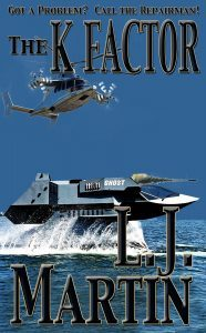Featured Book: The K Factor by L. J. Martin