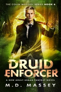 Featured Book: Druid Enforcer by M.D. Massey
