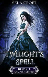 Featured Book: Twilight's Spell by Sela Croft